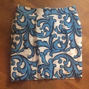 🆕💕 Merona Carolina Blue Pencil Skirt